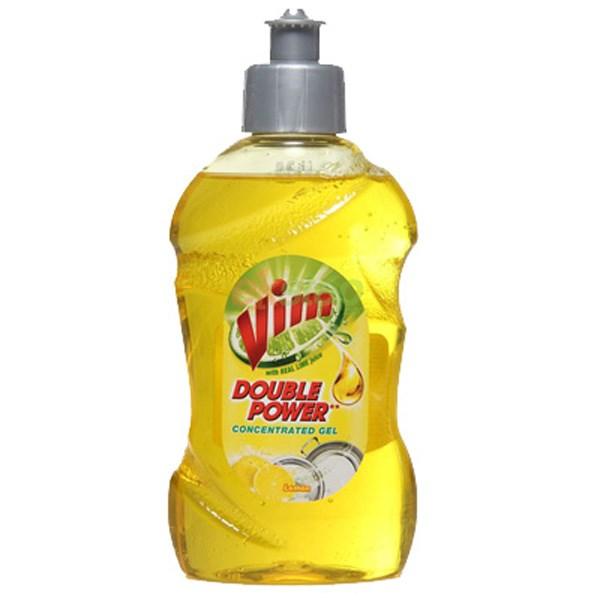 Vim Double Power Concentrated Gel Lemon