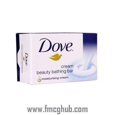 Dove Cream Beauty Bathing Bar Soap