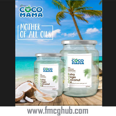 Cocomama Organic Extra Virgin Coconut Oil