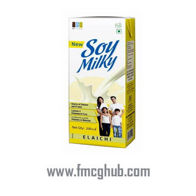 Soy Milk Eliachi