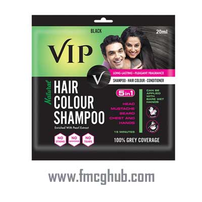 VIP hair colour Shampoo